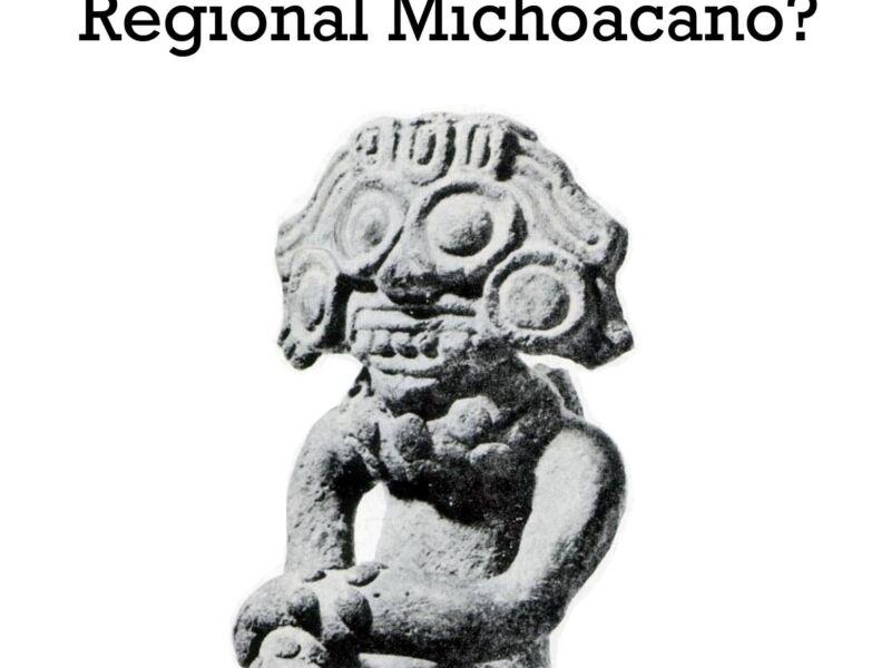 ¿Es Kurhíkuaeri la figurilla resguardada en el museo michoacano?